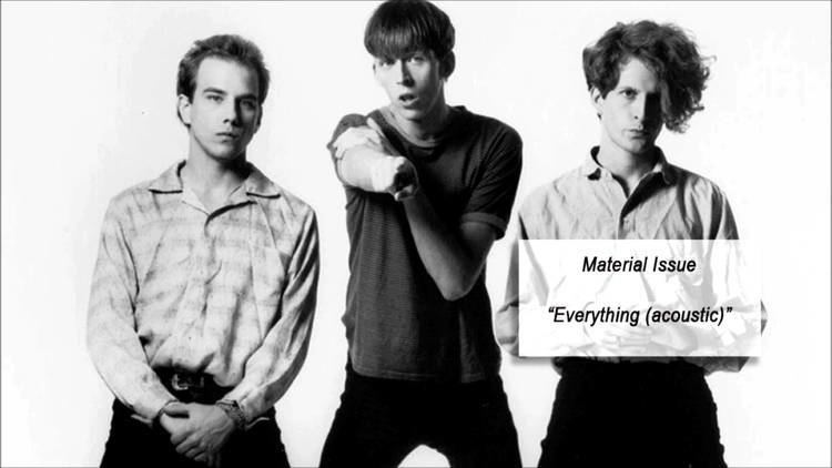 Material Issue Material Issue Everything acoustic YouTube