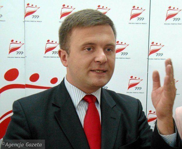 Mateusz Piskorski Publikowa w faszyzujcym wydawnictwie teraz broni