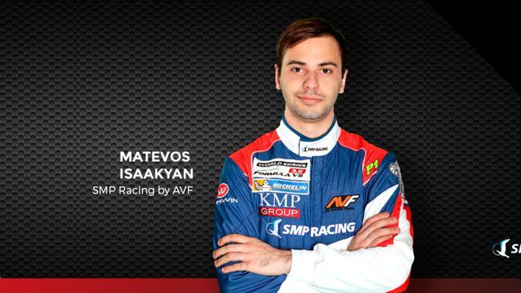 Matevos Isaakyan Matevos Isaakyan World Series V8 World Series V8