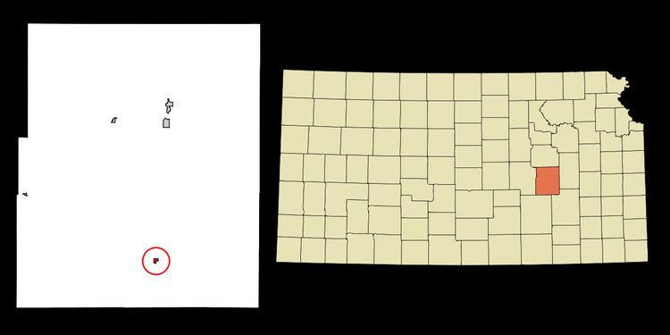 Matfield Green, Kansas