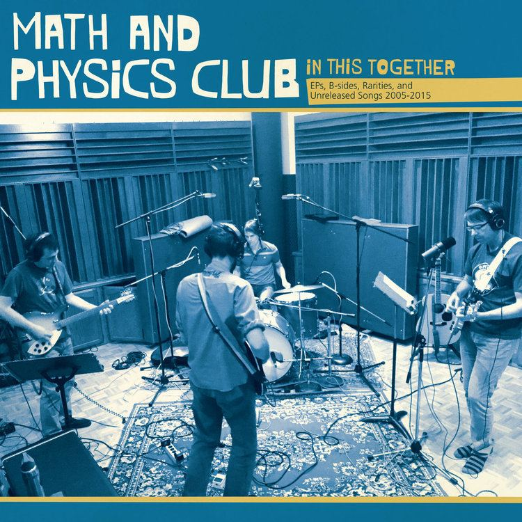 Math and Physics Club In This Together Fika Recordings