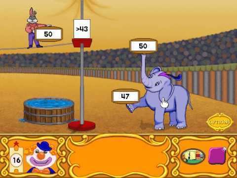 Math Rabbit Reader Rabbit Math 46 Full Walkthrough YouTube