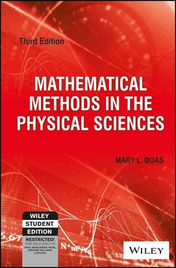 Mathematical Methods in the Physical Sciences t1gstaticcomimagesqtbnANd9GcTNabSP5SaXwZt3F