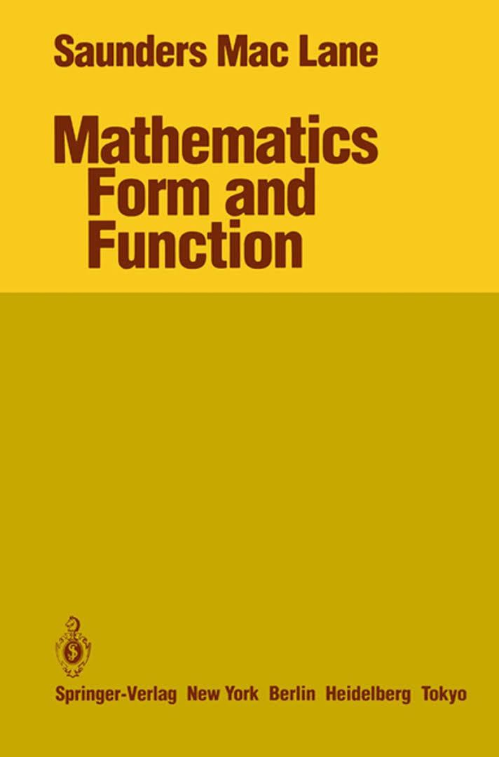 Mathematics, Form and Function t3gstaticcomimagesqtbnANd9GcTNqqi45soZZ3mp