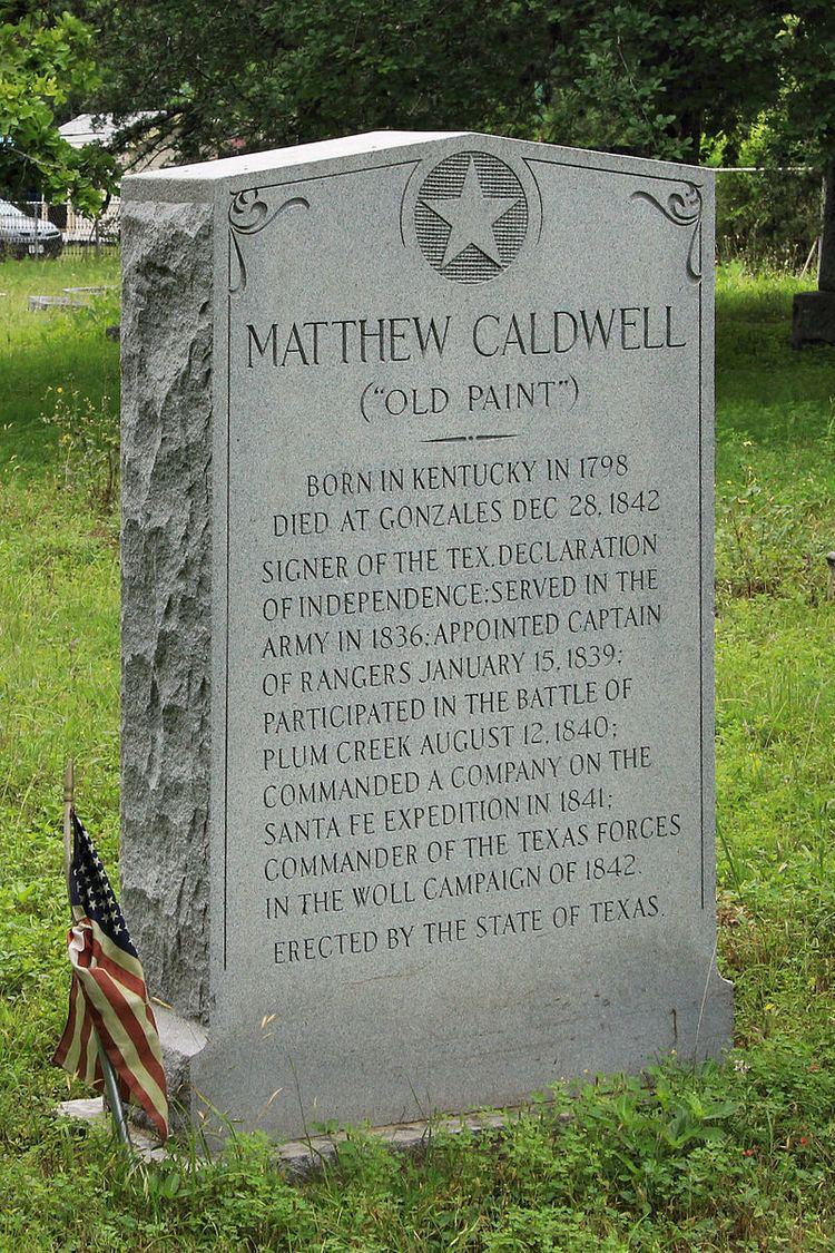 Mathew Caldwell