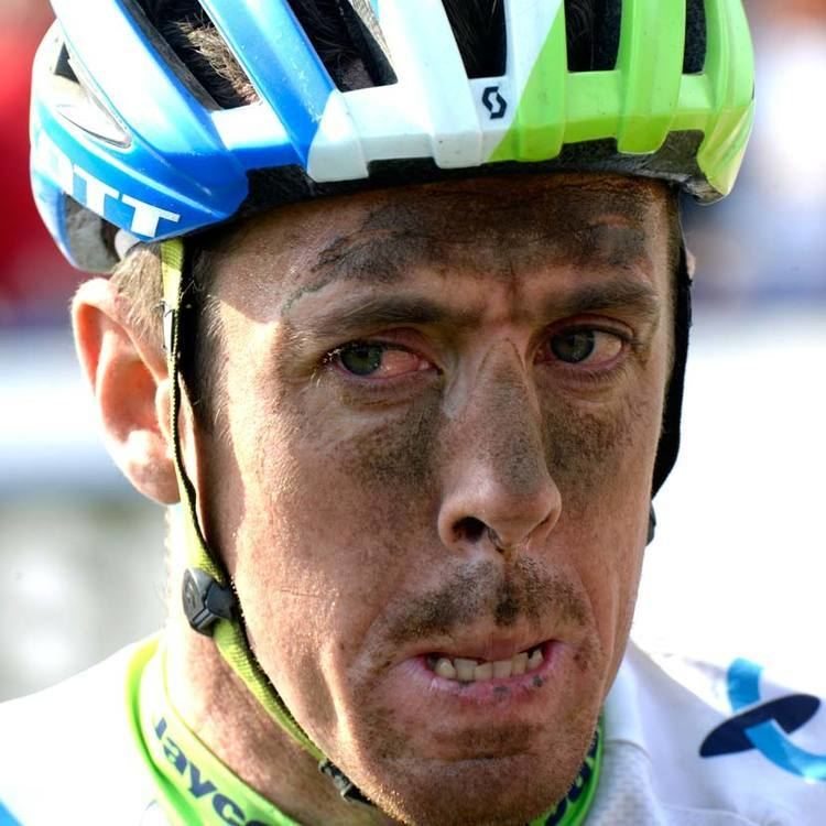 Mathew Hayman Mathew Hayman on Roubaix Ride Media