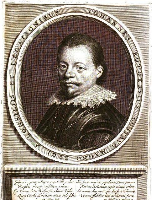 Mathias Balen FilePortrait Johannes Rutgersius Mathias Balen Beschryving der