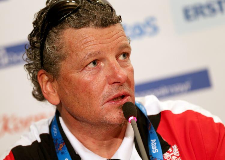 Mathias Berthold Austrian men39s alpine team staff departs for elsewhere