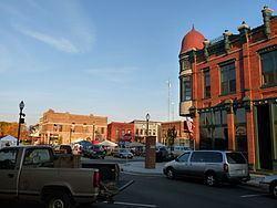 Mathias Mitchell Public Square-Main Street Historic District httpsuploadwikimediaorgwikipediacommonsthu