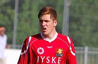 Mathias Nielsen Mathias Nielsen forlnger i Horsens bolddk