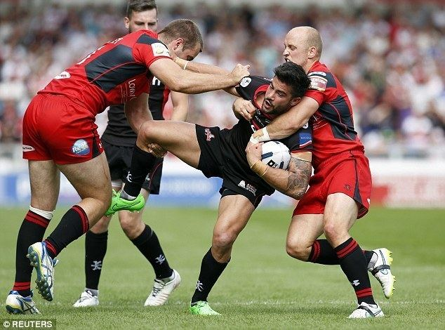 Mathias Pala Mathias Pala released by Championship side Leigh Centurions with