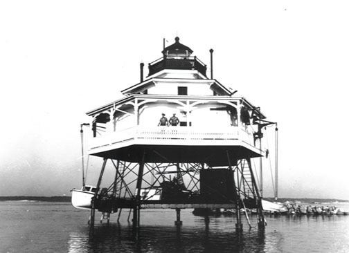 Mathias Point Light