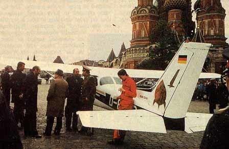 Mathias Rust Remembering Mathias Rust39s Flight to Red Square Public