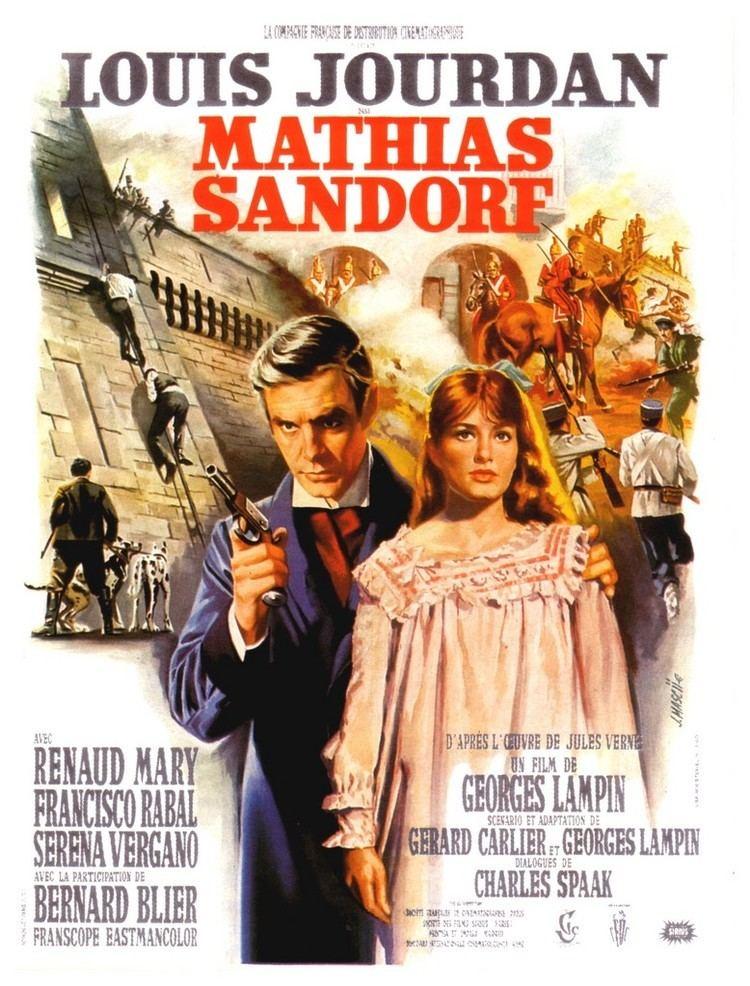 Mathias Sandorf (1963 film) Mathias Sandorf 1962 uniFrance Films