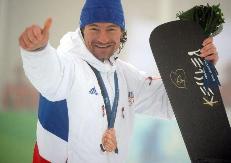 Mathieu Bozzetto Mathieu Bozzetto offre la France sa dernire mdaille