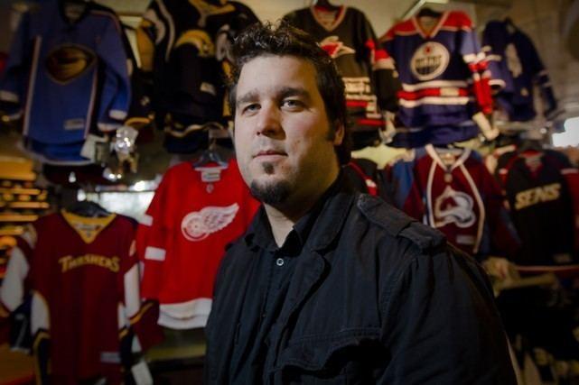 Mathieu Chouinard LNH du rve la ralit Richard Labb Hockey