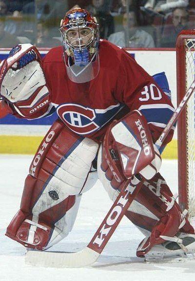 Mathieu Garon Montral Canadiens goaltending history Mathieu Garon