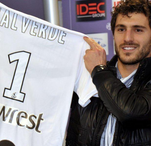 Mathieu Valverde Ligue 1 Matthieu Valverde nouveau portier du TFC 1012