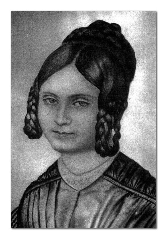 Mathilde Franziska Anneke Hockamp Karin Mathilde Franziska Anneke 1817 1884