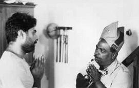 Mathilukal (film) BizHatcom Mathilukal Review Mammootty Thilakan Murali Ravi
