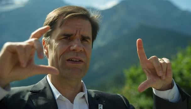 Mathis Wackernagel Er ist das unfreiwillige Vorbild der EcopopInitianten