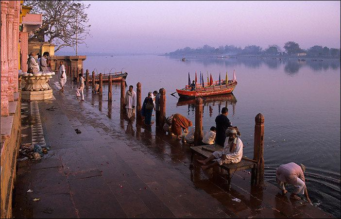 Mathura Beautiful Landscapes of Mathura