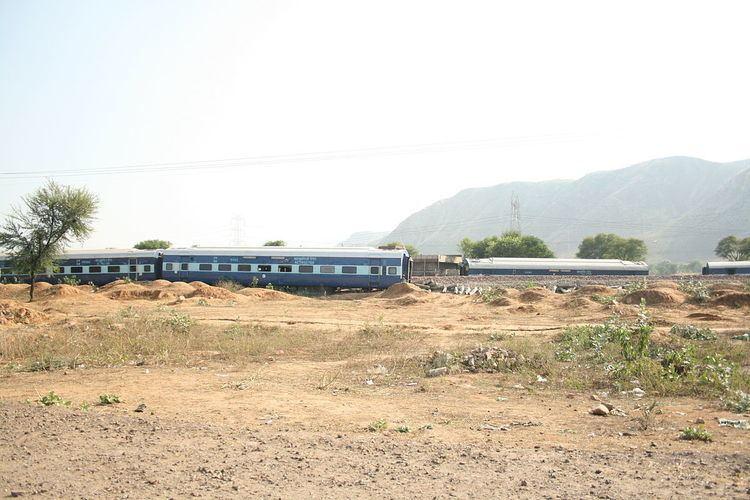 Mathura train collision