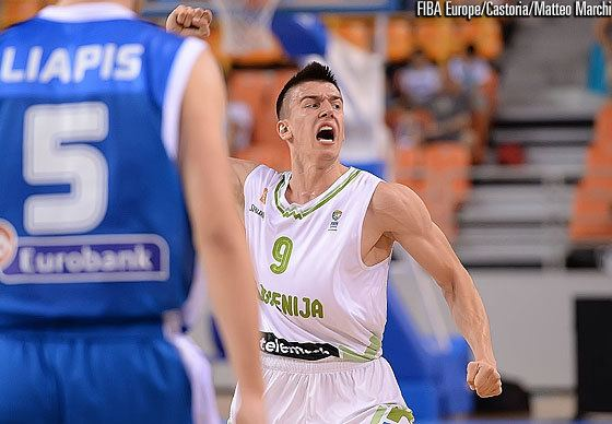 Matic Rebec Matic Rebec U20 European Championship Men 2014 FIBA