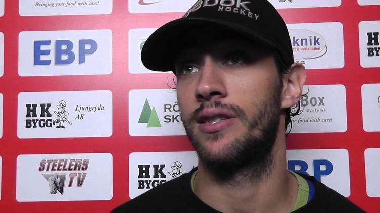 Matija Pintarič Matija Pintaric efter segern mot Pantern 130911 YouTube