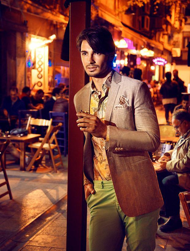 Matija Prskalo (male model) Matija Prskalo for The Man by Raj Chaturvedi