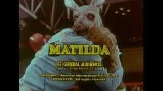 Matilda (1978 film) MATILDA 1978 TV Spot YouTube