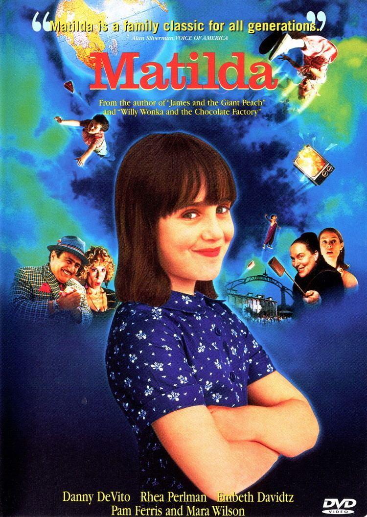 Matilda (1996 film) RatingMoviesCom Matilda 1996