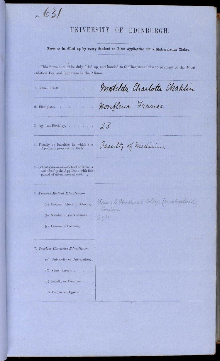 Matilda Chaplin Ayrton Matilda Chaplin Ayrton Wikipedia la enciclopedia libre