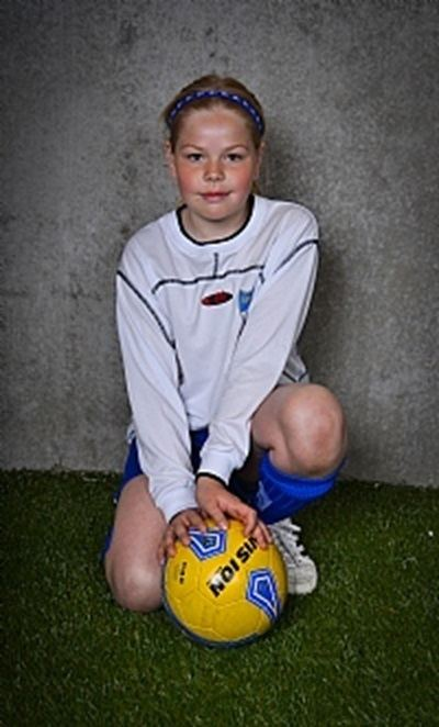 Matilda Forslund Matilda Forslund IFK Timr Flickor 03 Svenskalagse