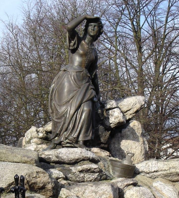 Matilda Fountain