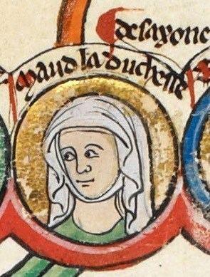 Matilda of England, Duchess of Saxony Matilda of England Duchess of Saxony and Bavaria Unofficial Royalty