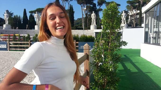 Matilde Bianchi Matilde Bianchi inizia bene a Lione