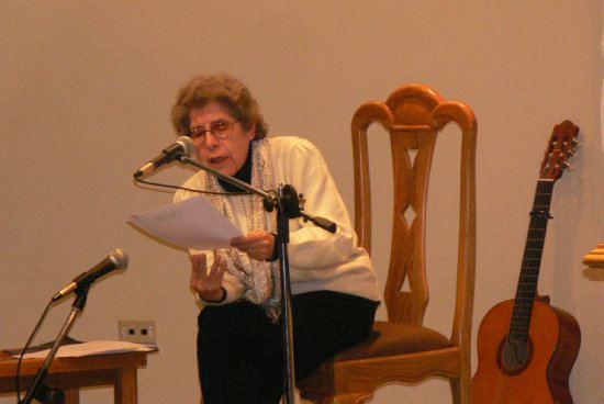 Matilde Casazola Matilde Casazola comparte poemas de su nuevo libro