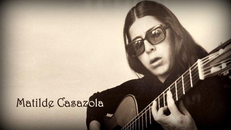 Matilde Casazola MATILDE CASAZOLA lbum de 1975 YouTube