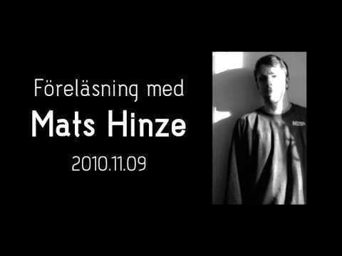 Mats Hinze Mats Hinze den sk OS bombaren Frelsning 101109 YouTube
