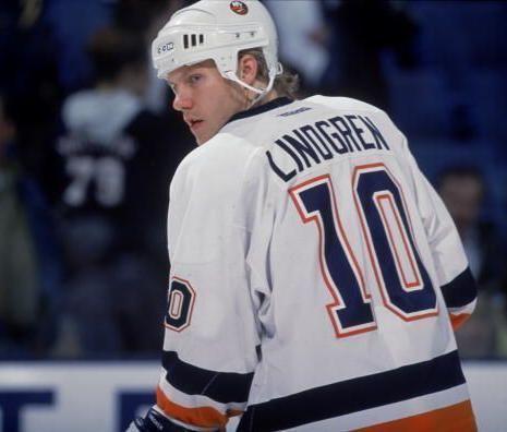 Mats Lindgren Mats Lindgren New York Islanders Sweden