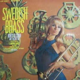 Mats Olsson (musician) Mats Olsson And Orchestra Swedish Brass Vinyl LP Album at Discogs