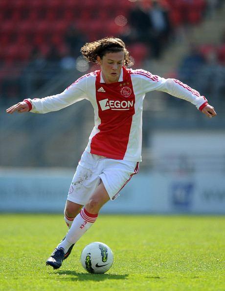 Mats Rits Mats Rits Pictures Ajax U19 v Inter Milan U19 NextGen