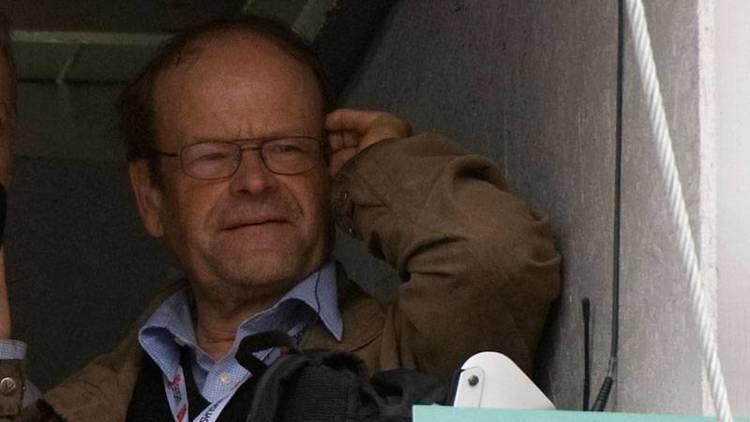 Mats Strandberg Strandberg sparkas frn Radiosporten Sportbladet