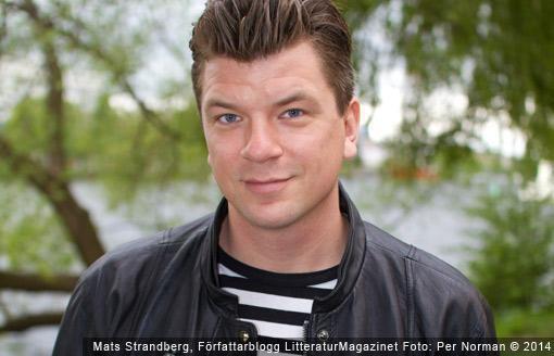 Mats Strandberg Mats Strandberg LitteraturMagazinet