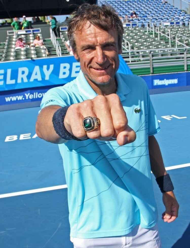 Mats Wilander JTCC Senior Advisor Mats Wilander Receives Hall of Fame