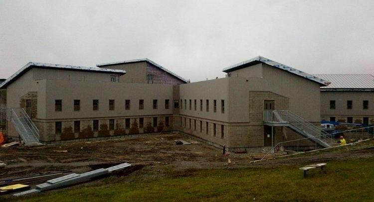 Matsqui Institution Preview Builders institutional