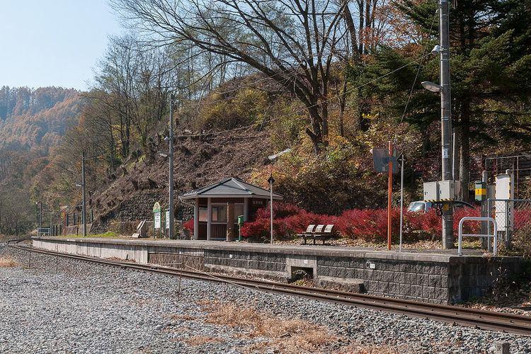 Matsubarako Station
