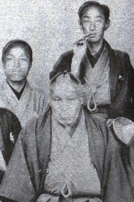 Matsudaira Katamori FileMatsudaira Katamori and his Samuraijpg Wikimedia Commons