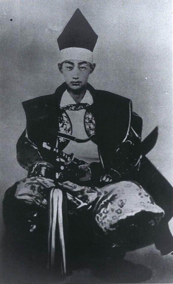 Matsudaira Katamori Japans best lookingmost badass Samurai Album on Imgur